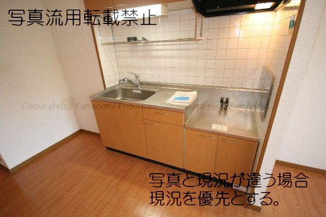 物件番号: 1025101252 カントリーサイド  日田市田島2丁目 2LDK ハイツ 画像3