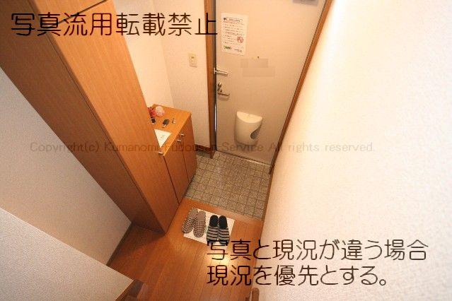 物件番号: 1025101252 カントリーサイド  日田市田島2丁目 2LDK ハイツ 画像6