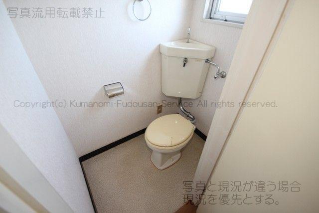 物件番号: 1025101935 コーポなかの2  日田市南元町 3K マンション 画像8