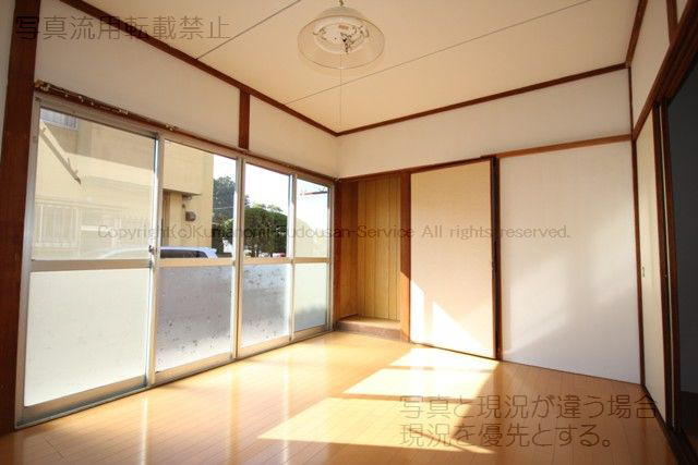 物件番号: 1025103973 コーポ本田2  日田市大字渡里清岸寺町 2K アパート 画像2