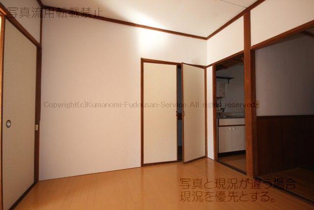 物件番号: 1025103973 コーポ本田2  日田市大字渡里清岸寺町 2K アパート 画像6