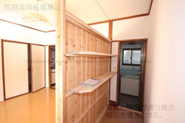 物件番号: 1025103973 コーポ本田2  日田市大字渡里清岸寺町 2K アパート 画像8