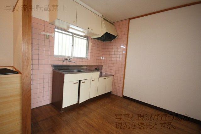 物件番号: 1025103276 アパートメントNGM  日田市上城内町 2DK コーポ 画像3