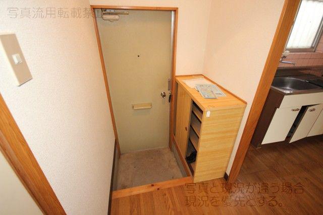 物件番号: 1025103276 アパートメントNGM  日田市上城内町 2DK コーポ 画像4