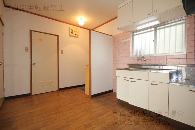 物件番号: 1025103276 アパートメントNGM  日田市上城内町 2DK コーポ 画像5