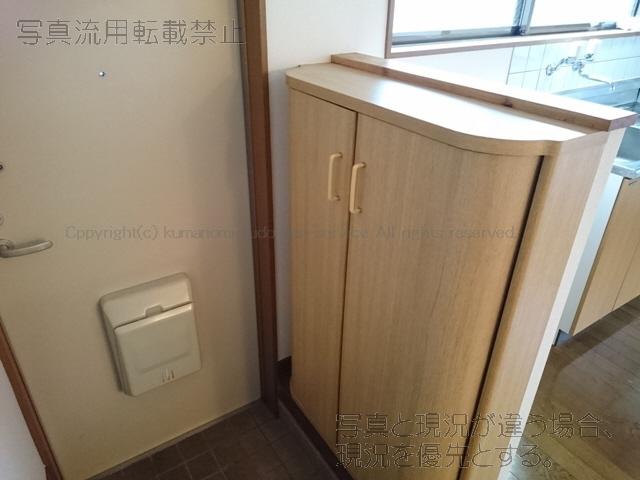 物件番号: 1025103752 グリーンハイツ河野  日田市中城町 1DK コーポ 画像8