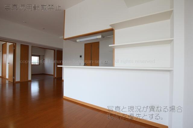 物件番号: 1025103248 パルデンスエコノ7  日田市中央2丁目 4LDK マンション 画像3