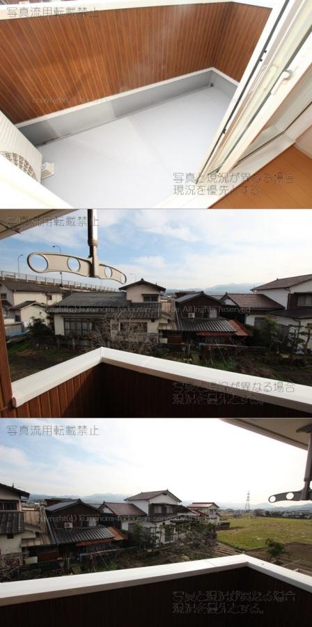 物件番号: 1025103047 ソレアードM.R  日田市吹上町 2LDK コーポ 画像10