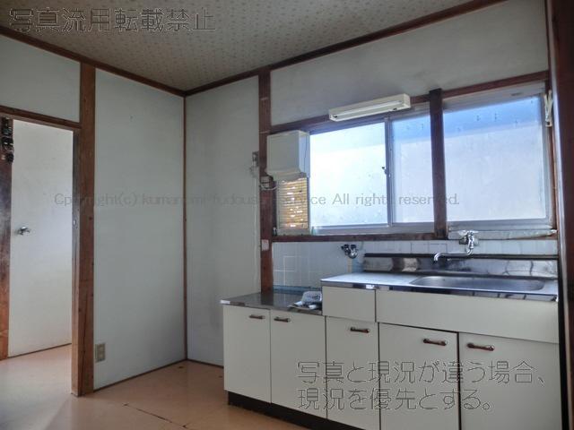 物件番号: 1025103060 田中アパート  日田市三本松新町 2DK アパート 画像5