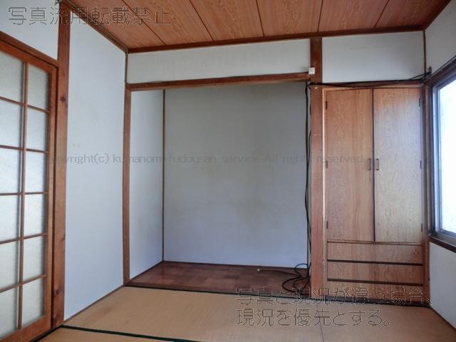 物件番号: 1025103060 田中アパート  日田市三本松新町 2DK アパート 画像8