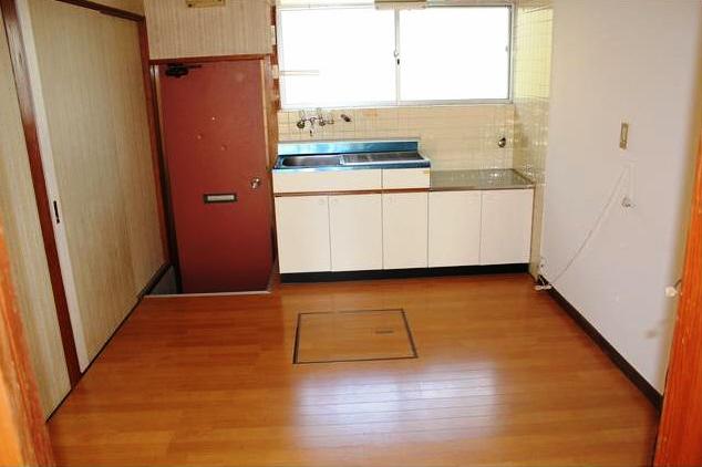 物件番号: 1025103945 ながのアパート  日田市吹上町 3DK アパート 画像8