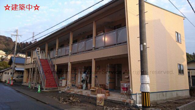 物件番号: 1025104167 カローレ城町  日田市城町2丁目 1K アパート 画像1