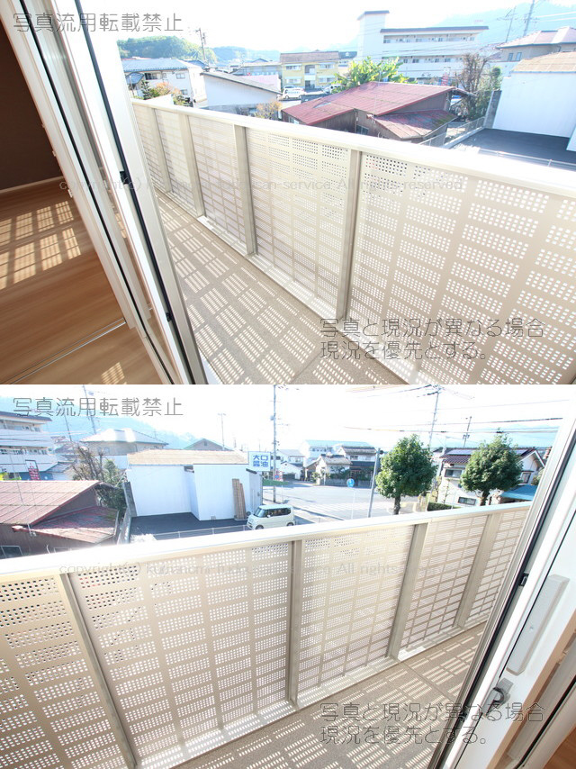 物件番号: 1025104195 プリュネ  日田市田島1丁目 1LDK ハイツ 画像11