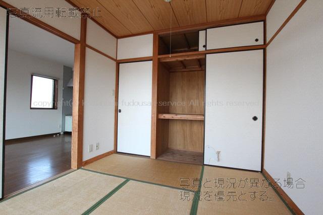 物件番号: 1025104386 第一クローバーハウス  日田市田島2丁目 2LDK コーポ 画像3